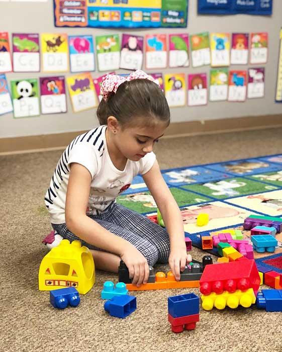 Preschool in The Woodlands, TX